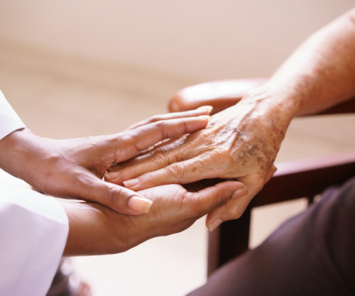 hospice care, chuck pu, partners collaboration network